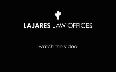 """Why is """"All you need is Law"""" the main quote of Lajares Law Offices?"""